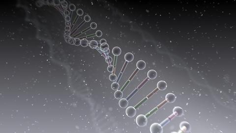 DNA Strand Genome image 4 B4b 4k Animation