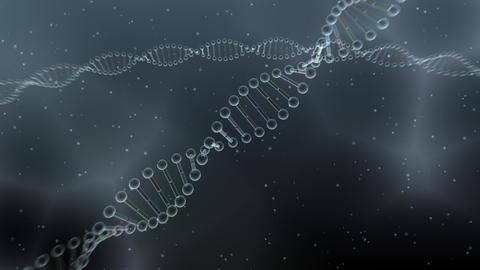 DNA Strand Genome image 4 B56b 4k Animation