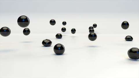 Black Balls Animation