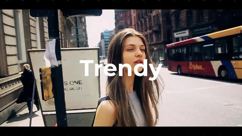 Fashion Electro Premiere Pro Template