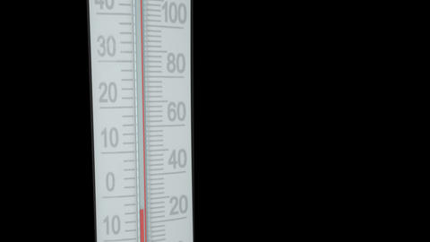 Thermometer animation Animation
