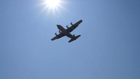 Aircraft Footage