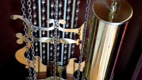 Pendulum clocks Footage