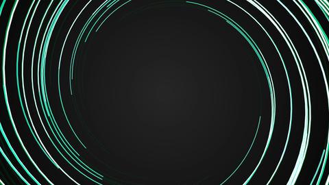 Thin spiral background Animation