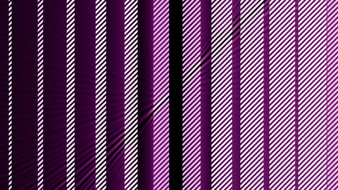 Motion background with stripes Animation