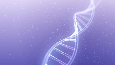 DNA Strand Genome image 5 A4b 4k Animation