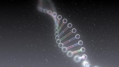 DNA Strand Genome image 5 B4b 4k Animation