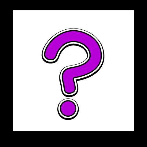 Kk emo 06 Question Symbol glow off ライブ動画