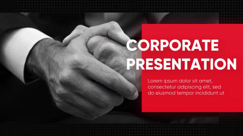 Corporate - Smooth Presentation // Premiere Pro Premiere Pro Template