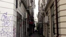 Bucharest City Centre Footage