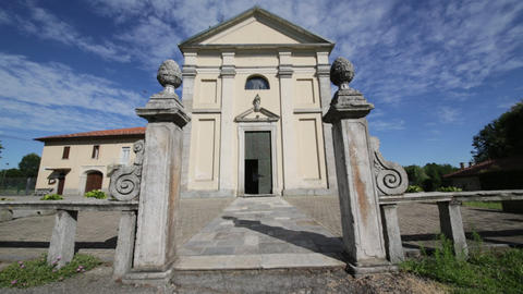 In italy ancient religion building 0 0115 Footage