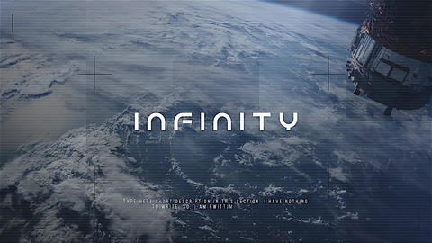 Infinity Apple Motion Template