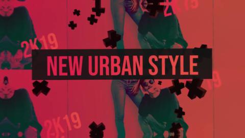 Urban Looks Premiere Proテンプレート