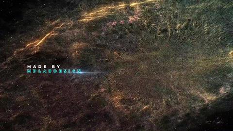 PhotoRealistic Galaxy Premiere Proテンプレート