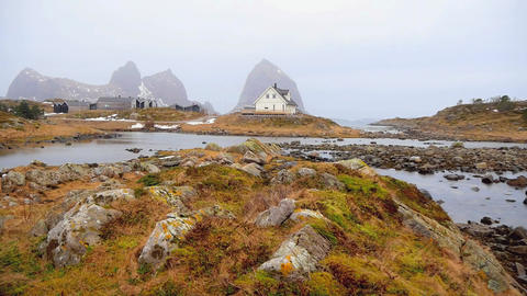 Scandinavian Nature And Landscapes 2
