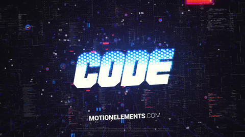 Digital Logo Premiere Proテンプレート