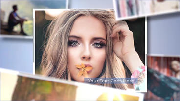 Elegant Photo Slide show After Effects Template
