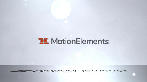 The logo title animation which it is simple, and has high versatility After Effects Template