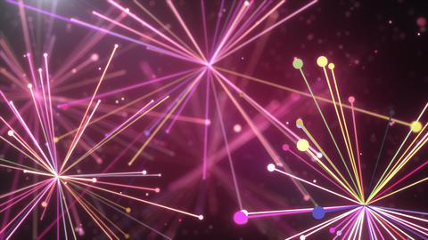 SHA Extend Point BG Pink Animation