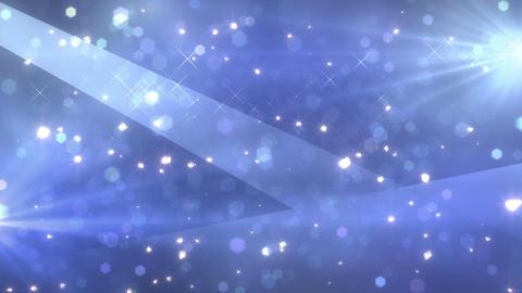 SHA Kirakira Light In Effects Blue CG動画