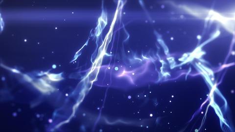 SHA Wave Flow ImageBG Blue 動画素材, ムービー映像素材