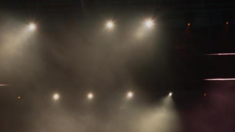 Turn lights on, turn lights off, add some smoke Live Action