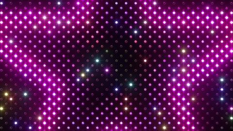 LED Wall 2 Star B Ar HD Stock Video Footage