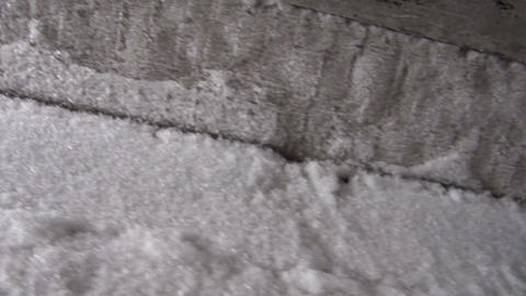 The frost on the wall Footage