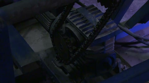 Industrial plant, the enterprise Stock Video Footage