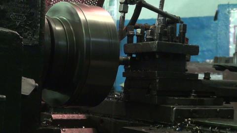 Industrial plant, the enterprise Footage