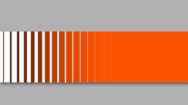 Orange stripes transition animation for titling and presentation After Effectsテンプレート