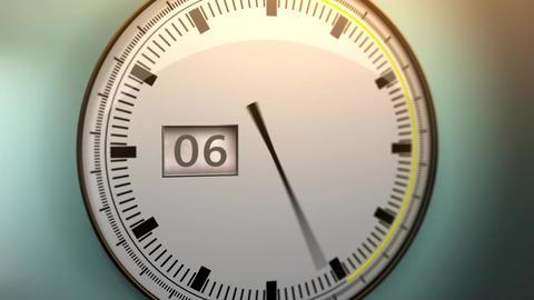 HD Countdown - 3D Sport Stopwatch Animation