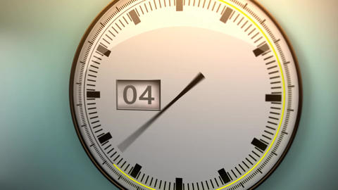 HD Countdown - 3D Sport Stopwatch Animation