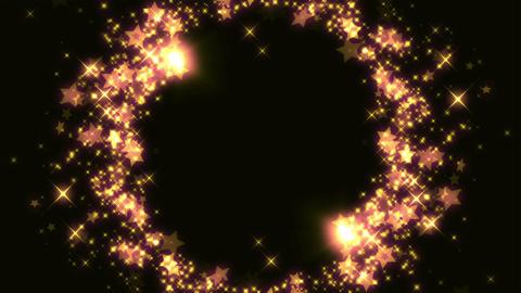 stars effects CG back ground Animation