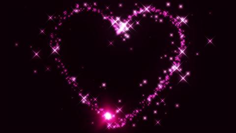 Pink Heart Wedding 0