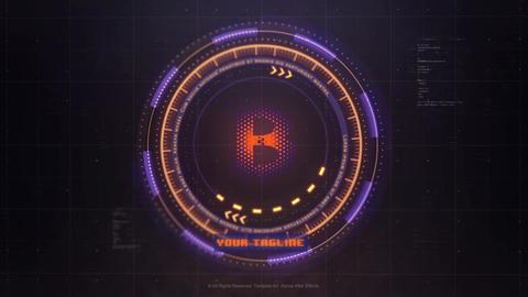 HUD Access Logo Premiere Pro Template