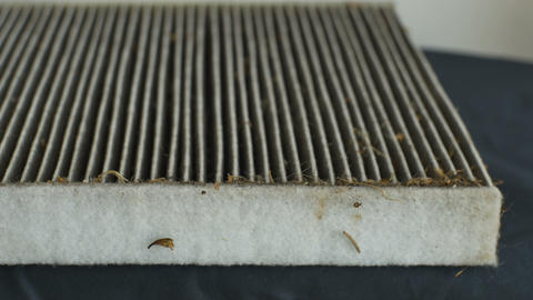 Car Air Cabin Dirty Filter Live Action