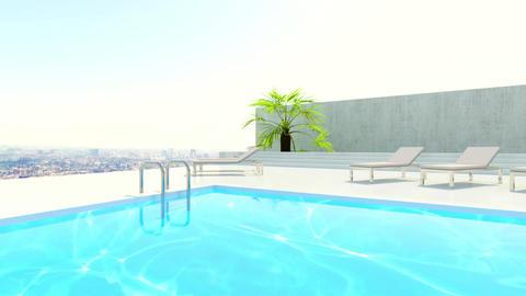 Pool Animation