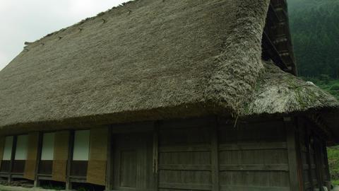 Sightseeing gifu gokayama V1-0004 Footage