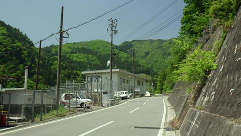 Sightseeing nagano hiraoka V1-0010 Footage