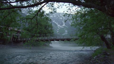 Sightseeing nagano kamikouchi V1-0072 Footage