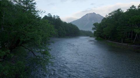 Sightseeing nagano kamikouchi V1-0079 Footage