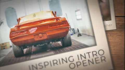 Inspiring Intro Opener Premiere Pro Template