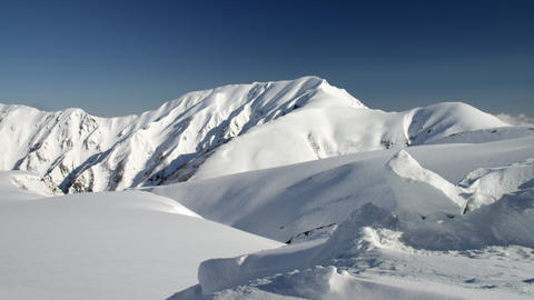 Sightseeing toyama tateyama kurobe alpen V1-0024 Footage