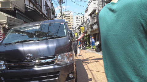 Yanaka Ginza Footage