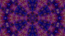 Celebration Fireworks Kaleidoscope Animation