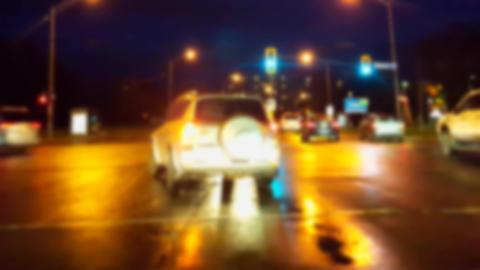 City Night Driving