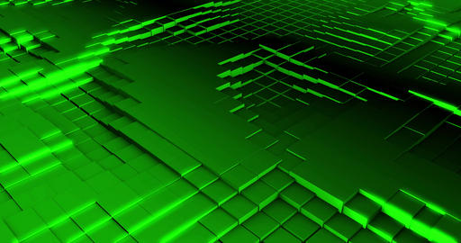 Futuristic Technology Abstract Background as a Concept Live Action