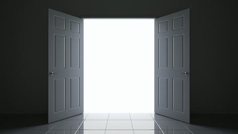 Doors 3D animation Animation