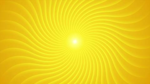 Bright sun beams video animation Animation